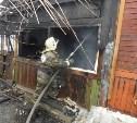 При пожаре в Мясново погибла женщина