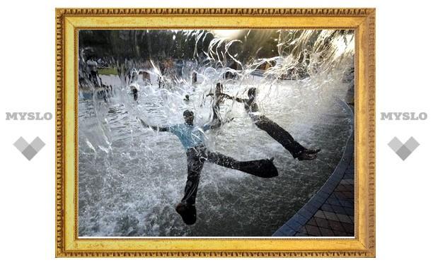 Нетрезвый житель Новомосковска утонул в парковом бассейне
