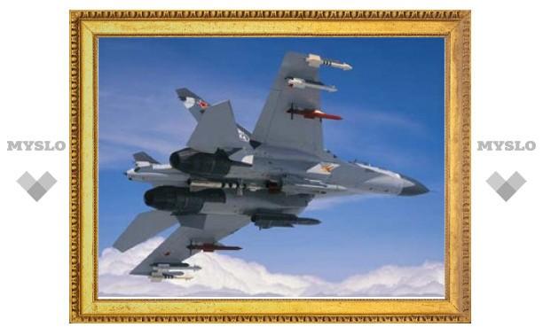 """Найден фрагмент """"черного ящика"""" разбившегося Су-27"""