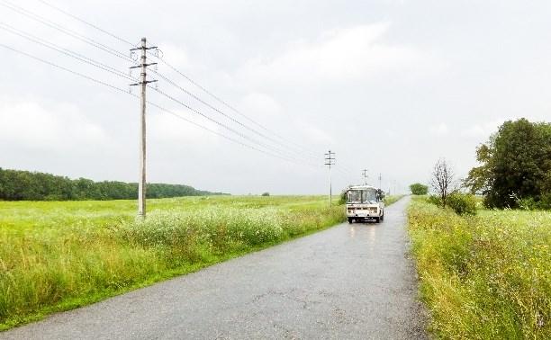 Жители Осиновой Горы получили долгожданный транспорт