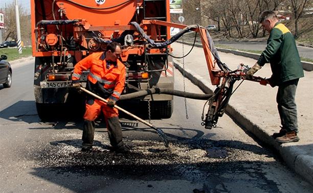 Какие тульские улицы отремонтируют в 2014 году?