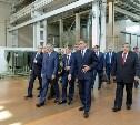 Тульскую область посетил зампредседателя правительства России Юрий Борисов
