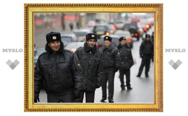 В Пасху более полутора тысяч полицейских обеспечат общественный порядок