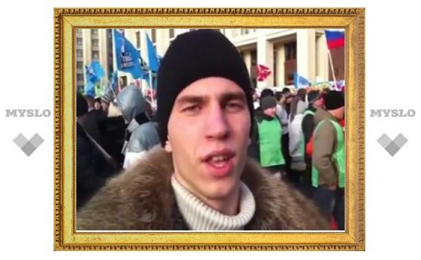 """Максим из Тулы """"взорвал"""" Рунет"""