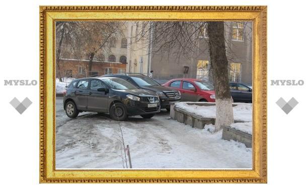 """""""Народные журналисты"""" MySLO.ru пристально следят за """"автохамами""""!"""
