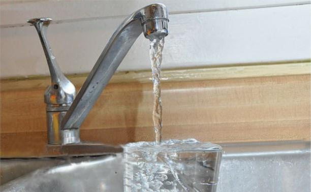 Жители Косой Горы получили качественную питьевую воду