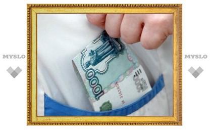 Под Тулой медработника подозревают в получении взятки