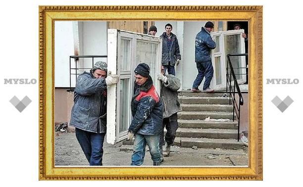 Подрядчики наживались на ремонте домов в Тульской области