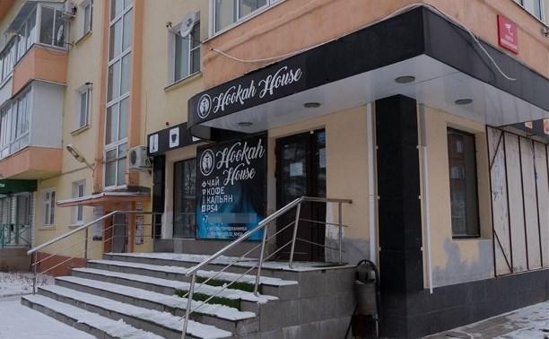 Полицейские нашли нарушения в кальянной, на которую жаловались жители Новомосковска