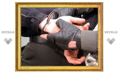 Под Тулой милиция устроила погоню за рецидивистом