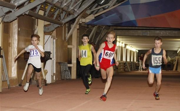 В Москву отправились юные легкоатлеты Тульской области