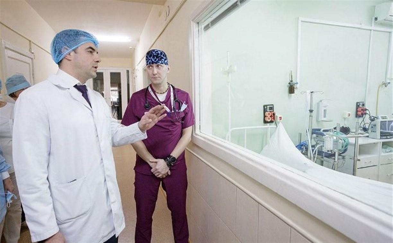 В Туле из больницы выписали первых трех вылечившихся от коронавируса