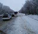 В ДТП на М-2 «Крым» пострадали три человека