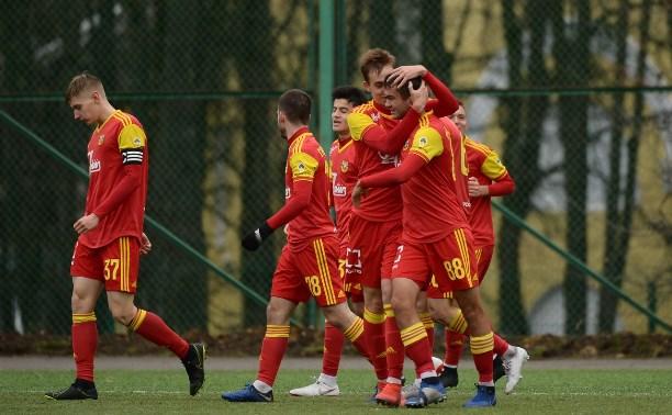 Молодежка «Арсенала» добыла волевую победу в матче с «Зенитом»