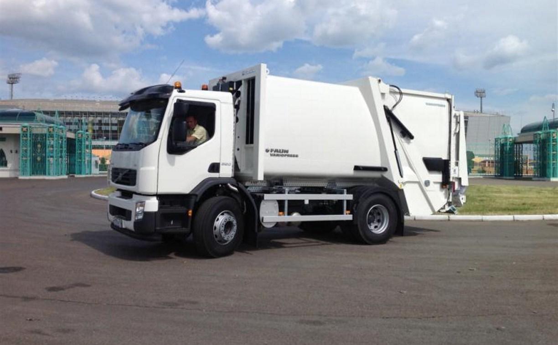 В Тульской области будут собирать мусоровозы