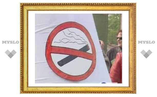 В России запретят рекламу сигарет