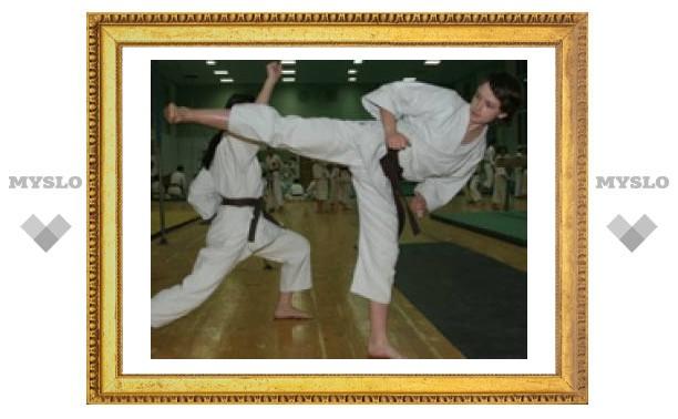 Тульские каратисты стали чемпионами России