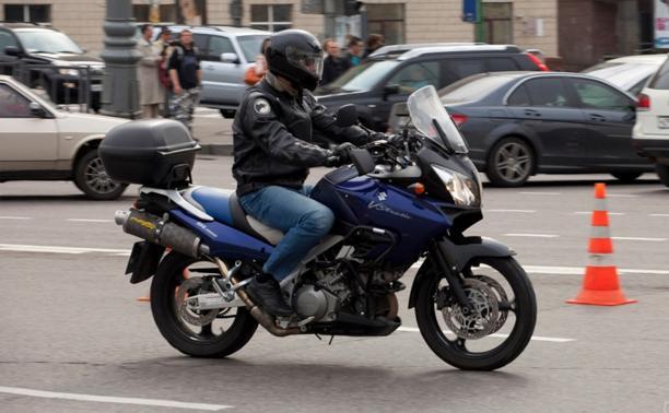 Мотоциклистам запретят ездить по проспекту Ленина