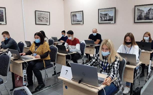 В Тульском кремле начал работу Центр общественного наблюдения за выборами