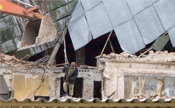 Госдума предлагает ввести трёхлетний запрет на снос незаконно построенных объектов