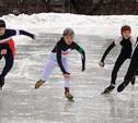 Юные тульские конькобежцы поборются за путевки на чемпионат округа