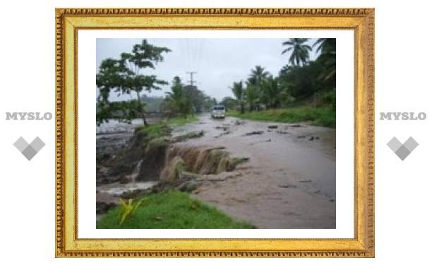 Наводнение на островах Фиджи