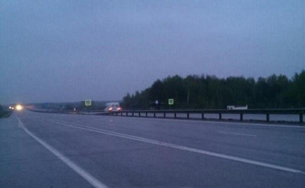 На М4 водитель грузовой «Газели» сбил женщину и уехал с места ДТП