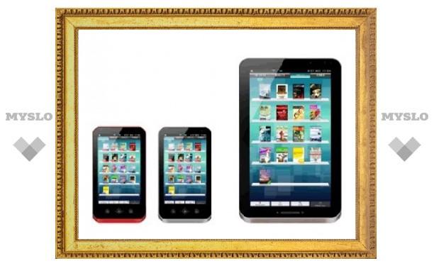 Sharp анонсировала планшеты Galapagos