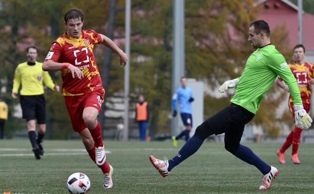 Молодежка «Арсенала» сыграла вничью с «Крыльями Советов»