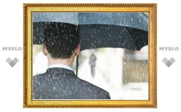 Всю неделю в Туле будут идти дожди