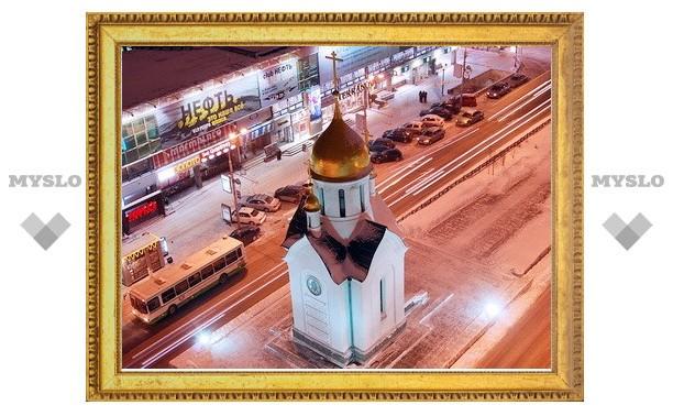 На северо-востоке Москвы ограблена часовня