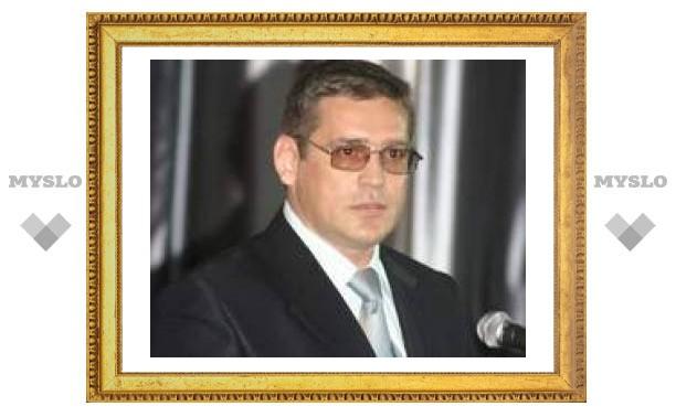 Тульского вице-губернатора наградит Шойгу