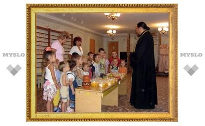 В Туле появится православный детский сад