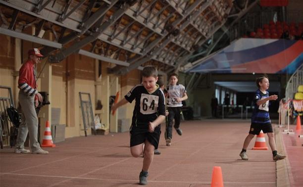 В Туле прошло региональное первенство по легкой атлетике
