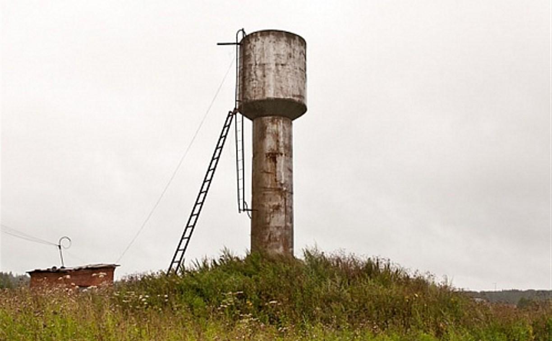 В Тульской области суд закрыл на три месяца водонапорную башню