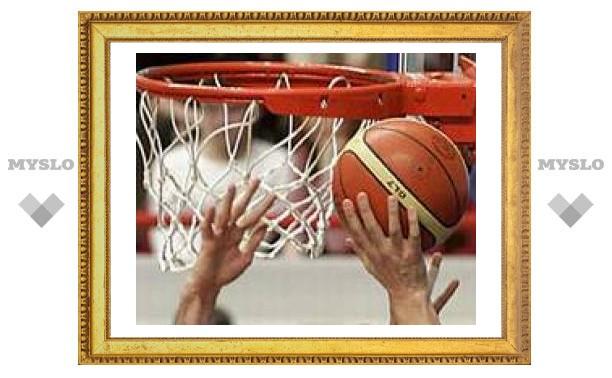 Тульские баскетболисты обыграли сильных соперников