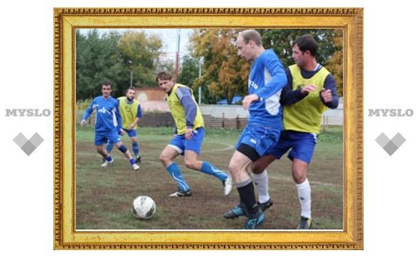 В полуфинал кубка «Слободы» вышли четыре команды