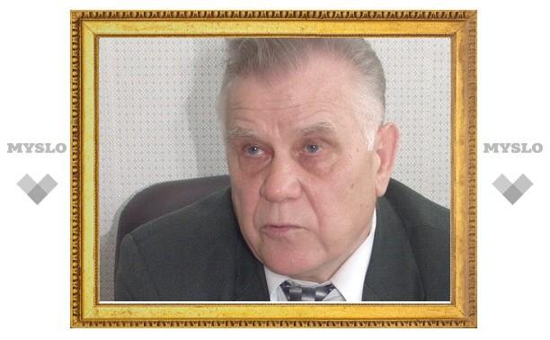 Директора ВЗФИ Юрия Северова наградили медалью «300-летие начала государственного оружейного производства в городе Туле»