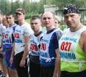 Тульские сотрудники УМВД сразились в состязаниях по биатлону