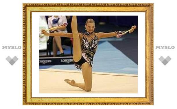 Тульские гимнастки пробились на Чемпионат России