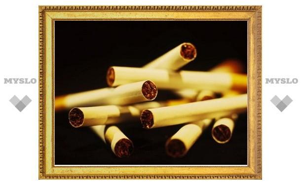 Госдума оставит сигареты в ларьках