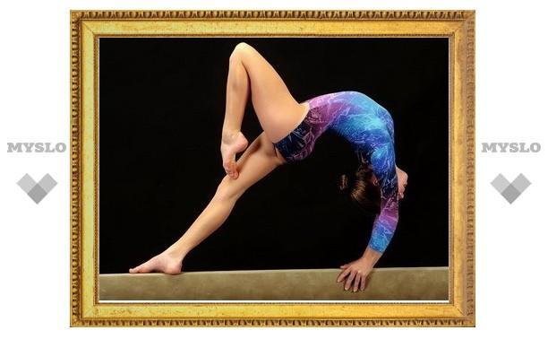 Тульские гимнастки-художницы отличились в Подмосковье