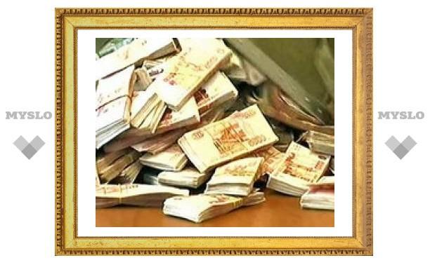 В Тульской области ищут бандитов, похитивших более 40 млн рублей