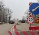 Путепровод на дороге «Тула-Новомосковск» ремонтируется по уникальной технологии