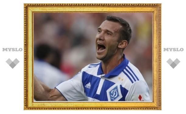 Андрей Шевченко назвал лучшего футболиста мира