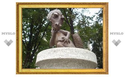 Памятник « Хвосту» обязательно восстановят