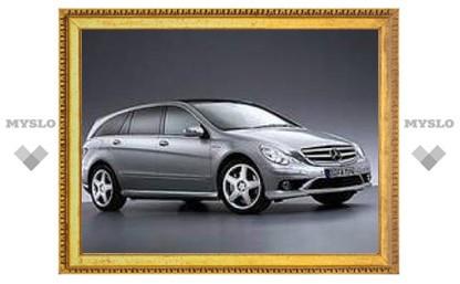 Mercedes прекратит выпуск R63 AMG
