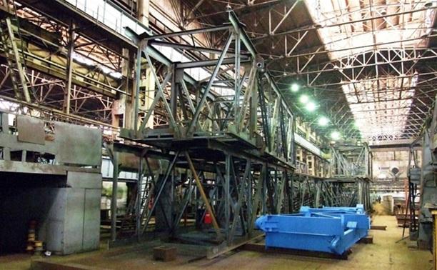 Узловский машиностроительный завод выплатит долги по зарплате в марте