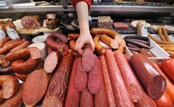 Туляк вынес из супермаркета 8 палок колбасы в рукаве