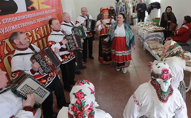 В Туле открылась выставка «Тульский Левша – 2014»